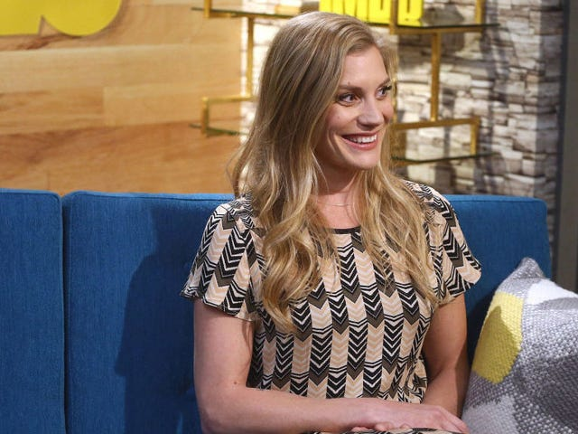 Katee Sackhoff doesn't know what happened to Starbuck, either