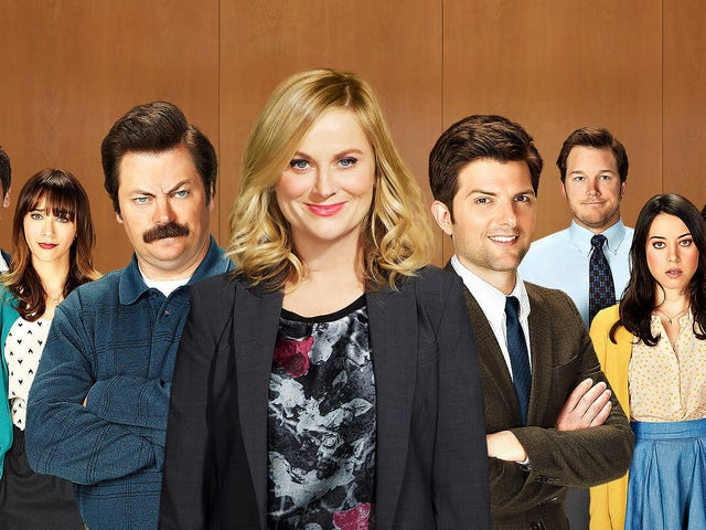 Ya, benar-benar ada episode baru Parks and Recreation malam ini