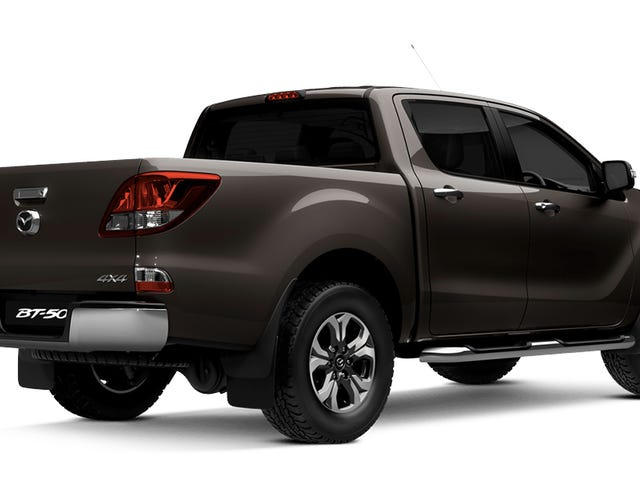 Your Next Non-American Mazda Truck Will Be An Isuzu Instead Of A Ford