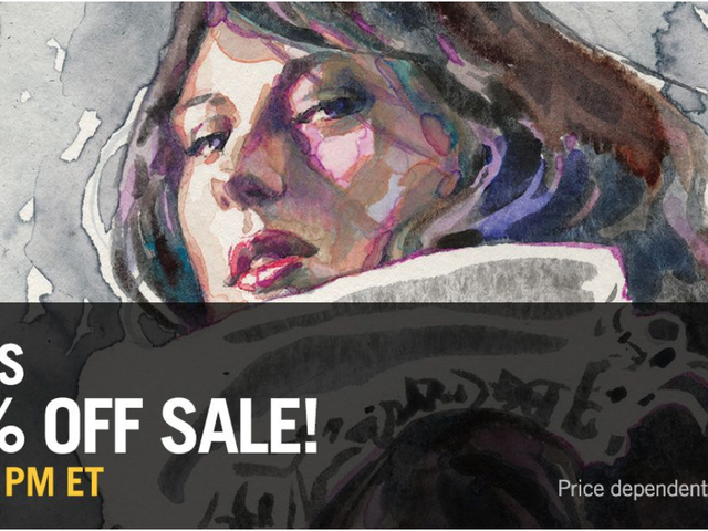 Get Ready For Season 2 of Jessica Jones With This ComiXology Sale