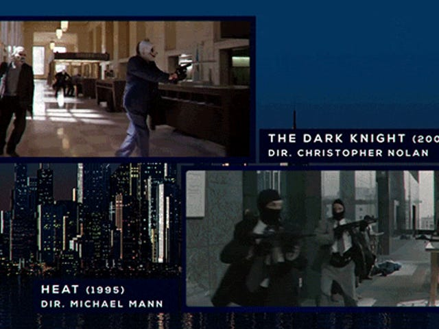 Check Out Michael Mann Film Itu Dark Knight Adegan Borrow Dari