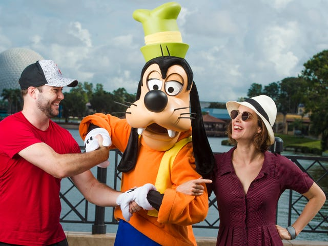 What Really Happened With The Woman Who Lost Her Boyfriend At Epcot?