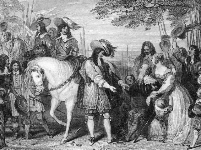 Cuộc nội chiến ở Anh và Cộng hòa La Mã có thể nói gì với chúng tôi?