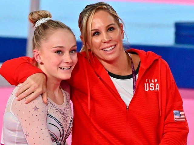 Un autre jour, un autre désordre horrible pour la gymnastique américaine