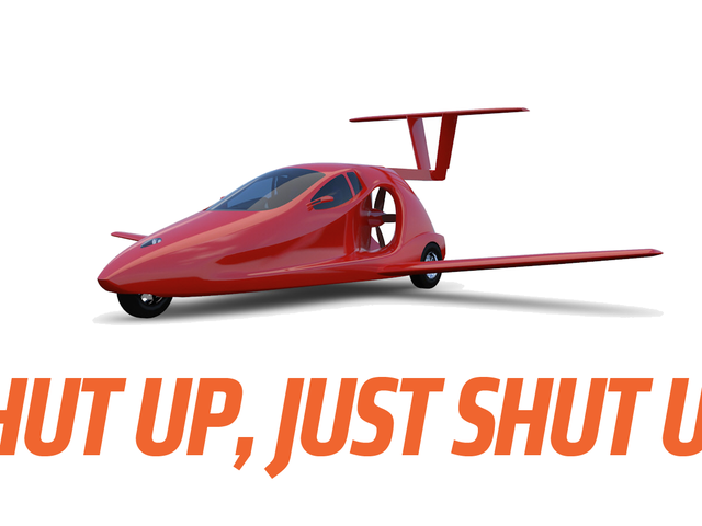 There's Another Announcement About A New Flying Car And It Makes Me Hate What I've Become