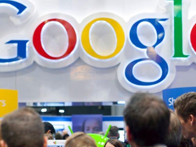 Sì, lo spagnolo, il documento di 10 punti contro la diversità di circolazione internamente su Google