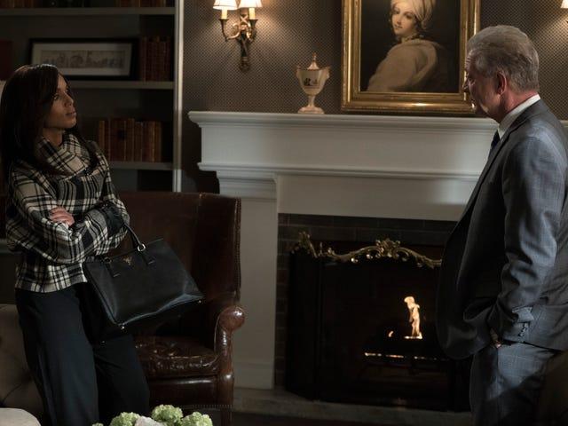 Sa wakas ay kinuha ni Olivia ang isang kapana-panabik na episode ng Scandal