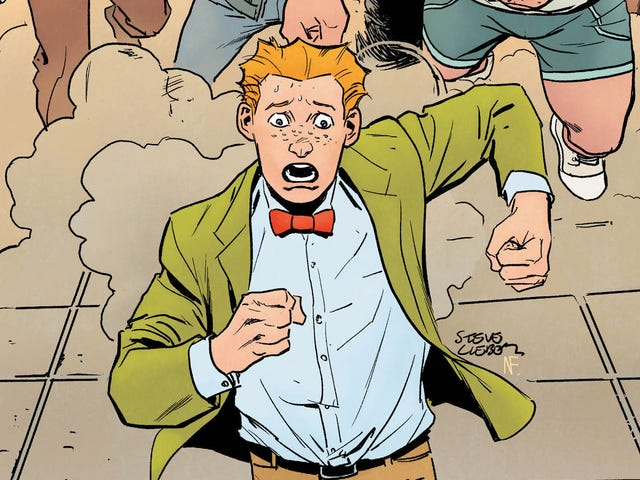 Find out how Jimmy Olsen won his Pulitzer Prize in this exclusive preview