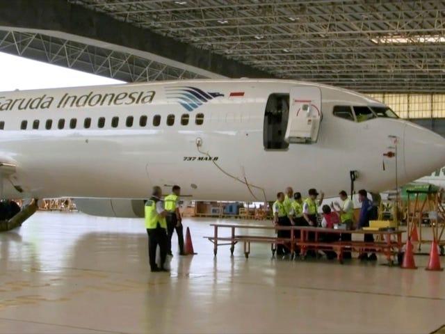 Boeing có thể sắp mất một đơn đặt hàng trị giá 5 tỷ đô la cho 737 máy bay tối đa của nó