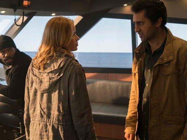 La febbre da cabina colpisce presto nella premiere della stagione di Fear The Walking Dead