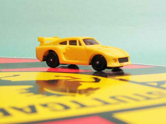 Plastic Porsche 935