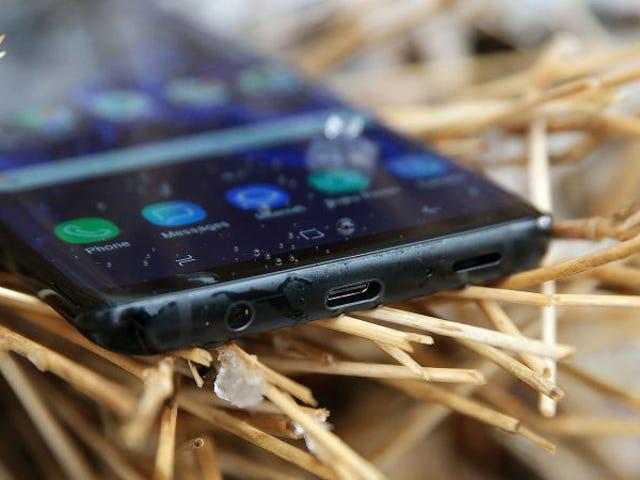 El Samsung Galaxy S10 puede ser el último móvil de la compañía con puerto de auriculares