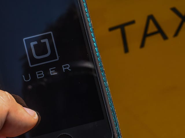 Uber Just Asked the SEC Permission to Give Its Drivers Equity