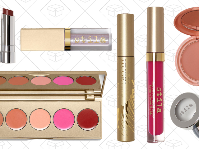 Give Back With Stila's 40% Off Sale, In Honor of Breast Cancer Awareness
