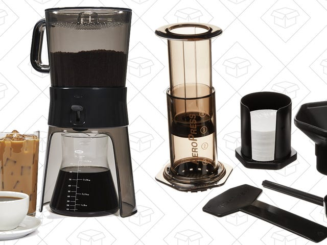 These Extremely Rare Coffee Deals Would Make Great Gifts
