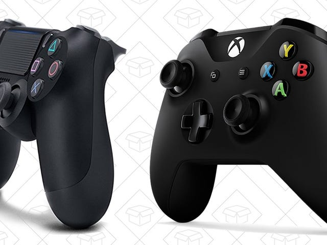 Here Are Your Black Friday Gamepad Deals