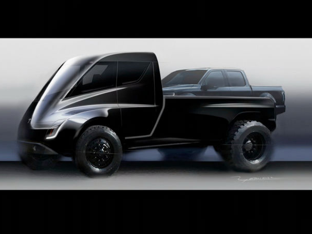 Elon Musk, Who Hasn't Fixed The Model 3 Yet, Promises Electric Truck Right After Next Other Car