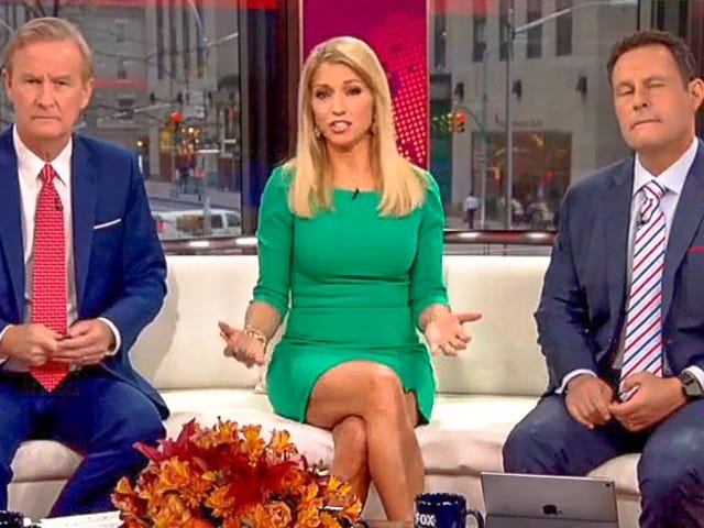 Fox News Host Looks for the 'Positive' in Texas Shooting, Insinuates Church Is the Best Place to Be Shot