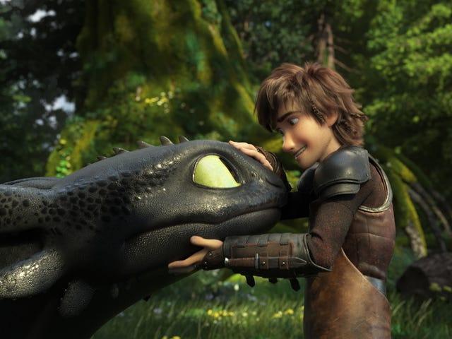 The Hidden World brings the How To Train Your Dragon trilogy to a teary but inessential end