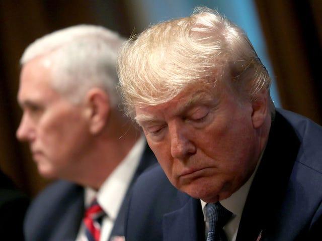 Trumps Jenga-torn kommer att falla när dems avslöjar 2 artiklar av impeachment