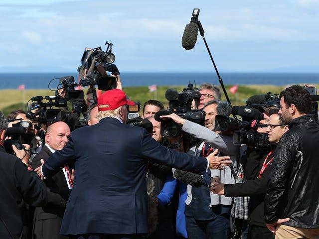 Die regulatorische Erfassung der Presse