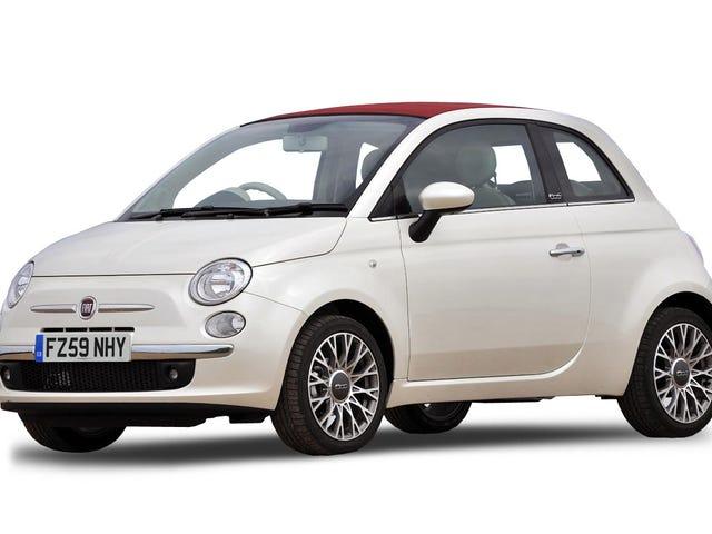 First Gear- 14 Fiat 500