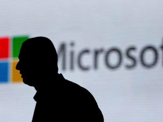 Корпорація Майкрософт не надає серйозних претензій до послуг