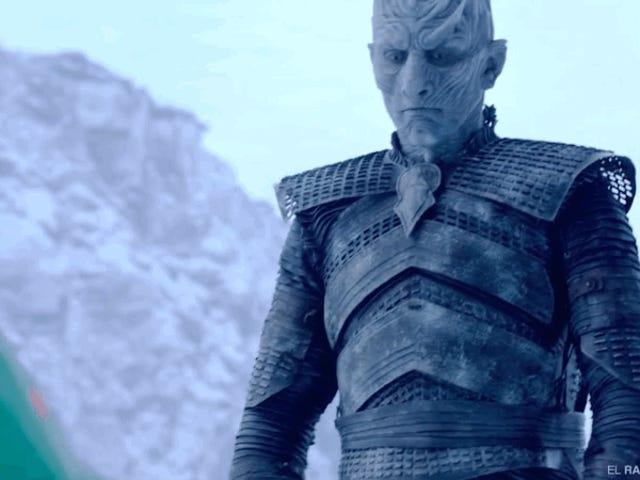 Replay VFX Cantik Ini Menunjukkan Bagaimana <i>Game of Thrones</i> 'Army of Wights Datang Untuk Hidup