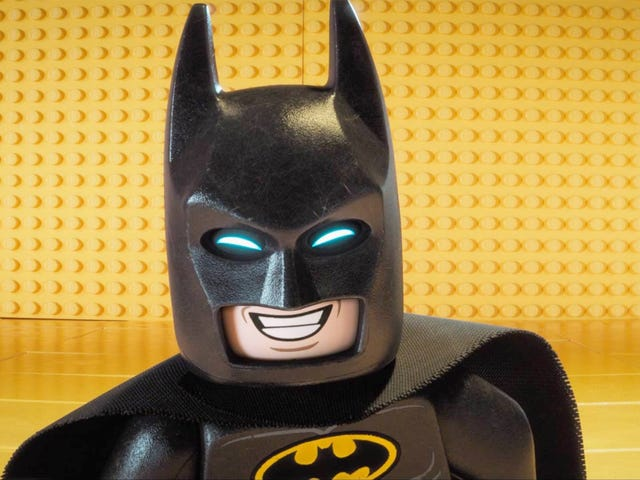 """You lied to me, Rope!"" A Lego Batman Movie Review"