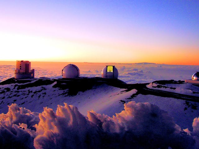 Construction Permits Revoked on the Thirty-Meter Telescope in Hawaii