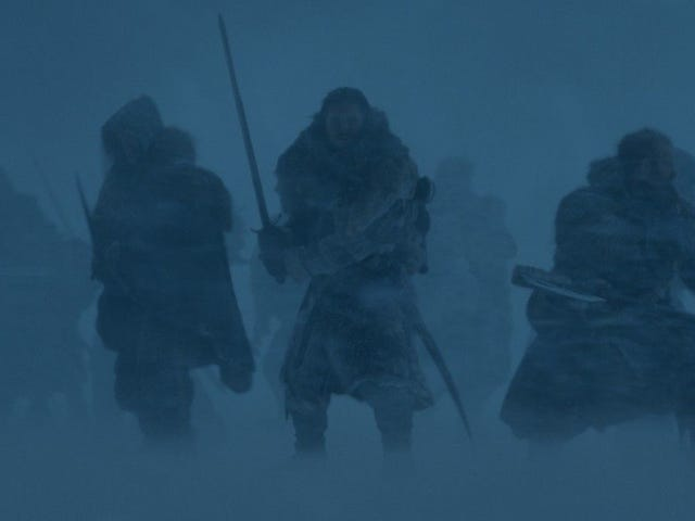 """Game of Thrones #66: Somewhere """"Beyond the Wall"""""""