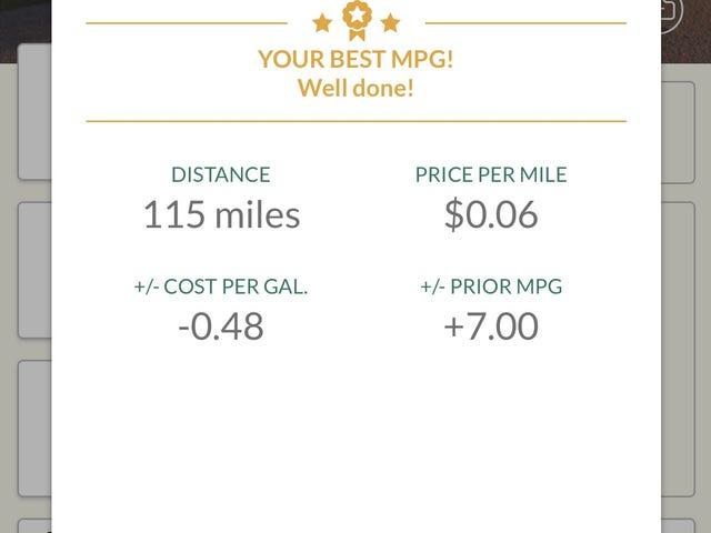 Not bad. (Car updates.)