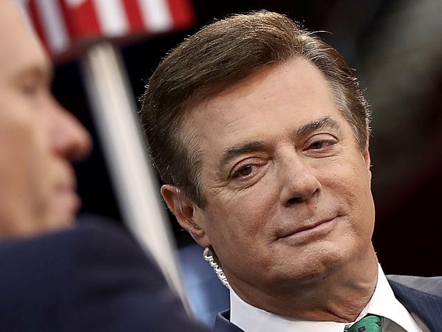 Paul Manafort Learns That Encrypting Messages Doesn't Matter If the Feds Have a Warrant to Search Your iCloud Account