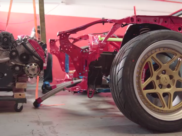 A Ferrari 458-Swapped Toyota GT86 Has The Most Beastly Exhaust Rumble Ever