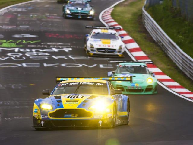 Las mejores clases de carreras en Nürburgring tendrán 10% menos caballos de fuerza en 2016