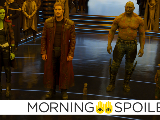 Ya sabemos que un miembro del equipo clásico que no estará en <i>Guardians of the Galaxy Vol. 3</i>  <i>Guardians of the Galaxy Vol. 3</i>