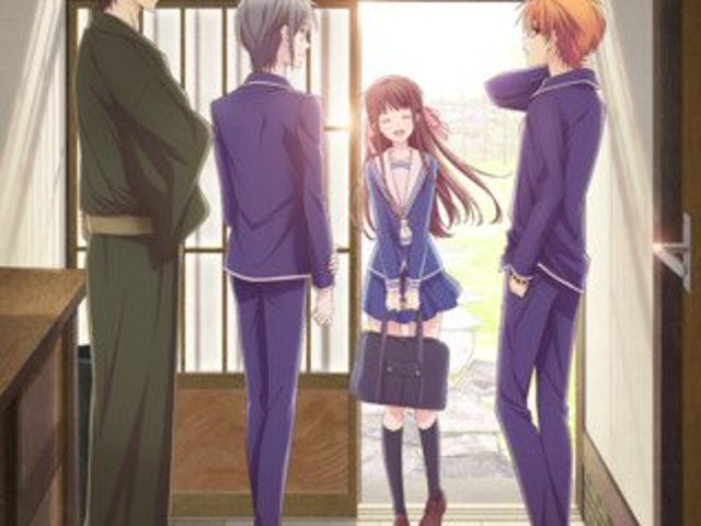 The new anime of Fruit Basket will premiere this April