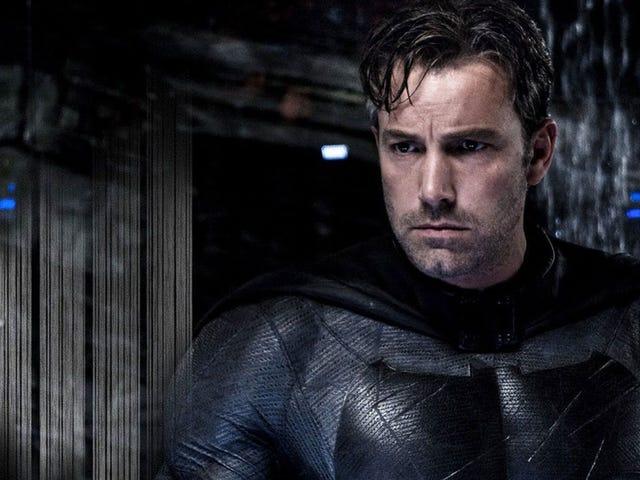 """Ben Affleck rompe el silencio acerca de su renuncia a ser Batman: """"no pude lograrlo"""""""