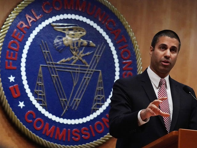 #NetNeutrality: The FCC Has Reportedly Officially Put the Senate on Notice