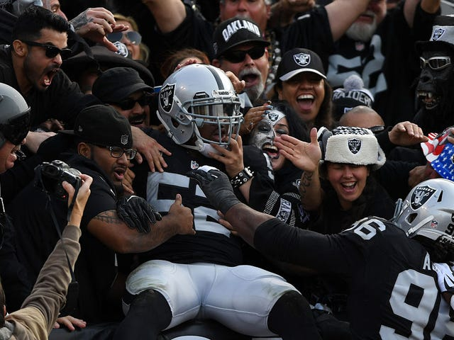 The Oakland Raiders Are Moving to Nev., and Something Tells Me This Is Going to End Badly