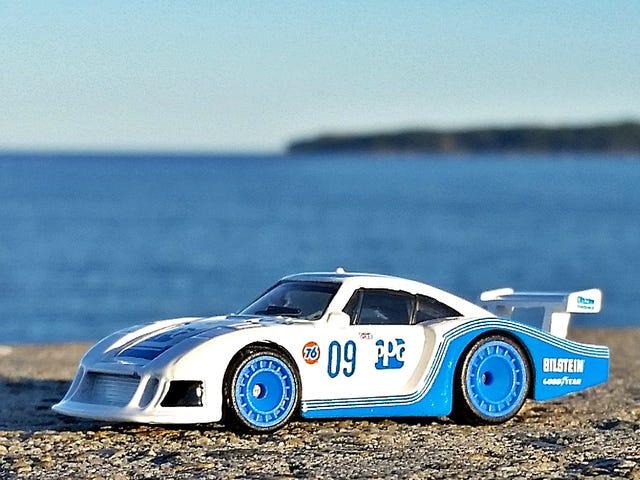 """기네스 화요일 : 포르쉐 935/78 """"Moby Dick"""""""
