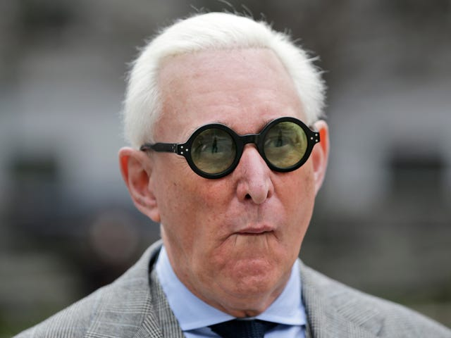 Crime Time for Roger Stone