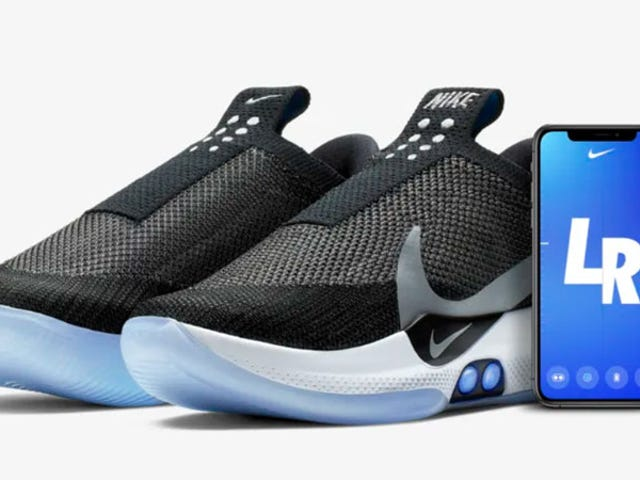 A Software Update Is Breaking Nike's Expensive, Auto-Lacing Sneakers