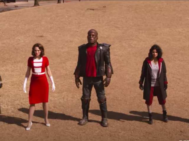 It's all about family—a very weird family—in the Doom Patrol season 2 trailer