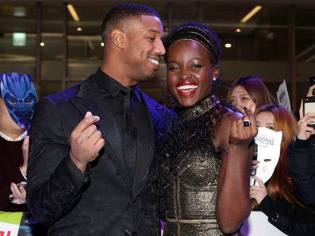 Lupita Nyong'o and Michael B. Jordan Should Get Married