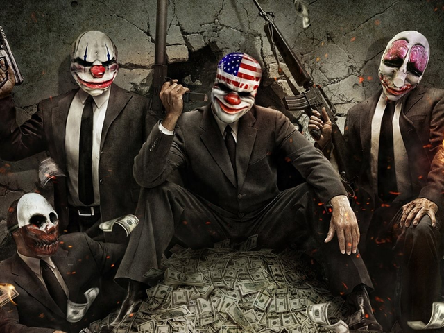 Players Have Discovered Payday 2's Secret Ending