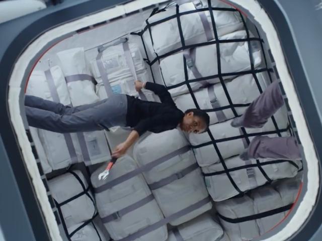 <i>The First</i> trailer de Hulu é ridiculamente enigmático