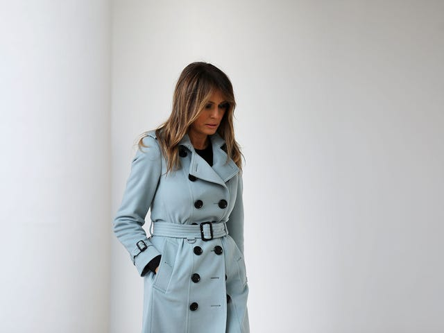 Not Only Did Melania Trump's Team Bite the Obama Playbook, but They Also Got Mad When the Media Pointed It Out