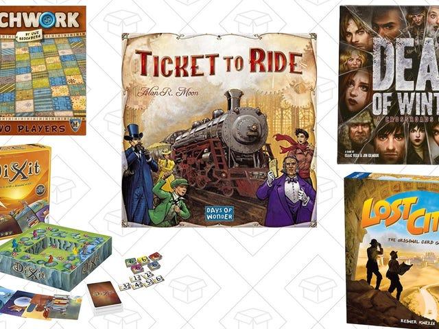 Fyll opp bordet ditt spillskap for ferien med denne en-dagers Amazon-salg