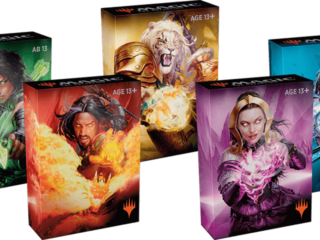 Playin Magic: The Gathering With New Players è ancora grande